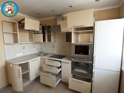 Монтаж и ремонт кухонной мебели