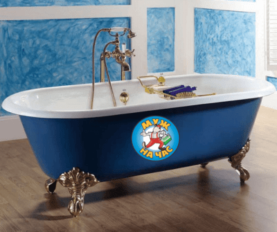 Установка и замена ванной