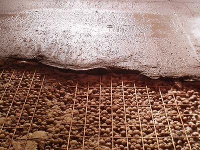 Керамзитовая стяжка